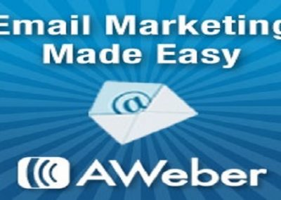 Aweber Email Automation and Marketing System